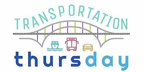 Transportation Thursday tickets