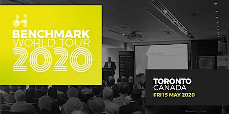 Benchmark World Tour 2020 - Toronto tickets