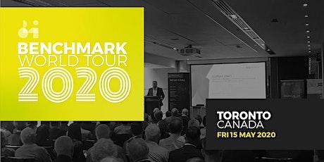 Benchmark World Tour 2020 - Toronto tickets