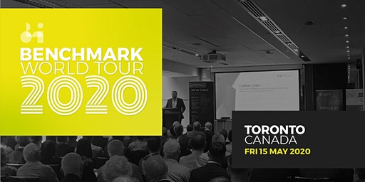 Benchmark World Tour 2020 - Toronto