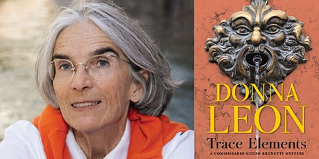 Donna Leon: Trace Elements tickets