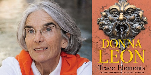SOLD OUT: Donna Leon: Trace Elements