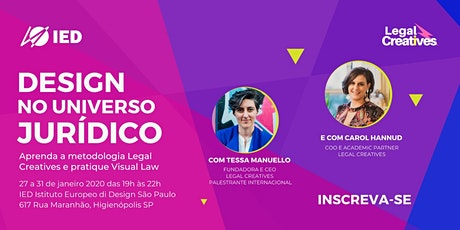 Legal Creatives Design ingressos