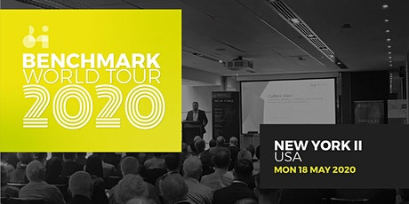 Benchmark World Tour 2020 - New York II tickets