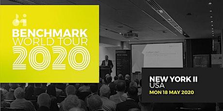 Benchmark World Tour 2020 - New York II tickets