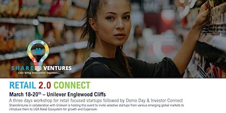 ShareVentures Retail 2.0 NYC Summit - Investors, VCs, Angels tickets