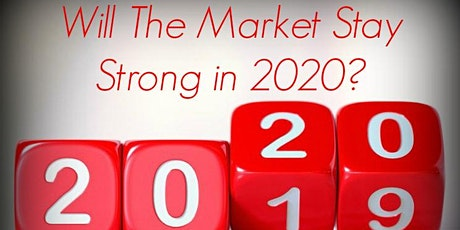 The State of 2020 Real Estate tickets