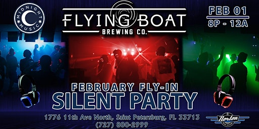 February Fly-In Silent Party