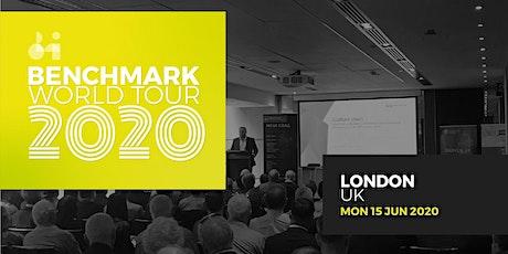 Benchmark World Tour 2020 - London tickets