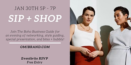 Atlanta Sip + Shop with The Boho Business Guide tickets