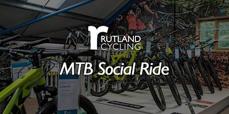 MTB Social Ride - Grafham tickets