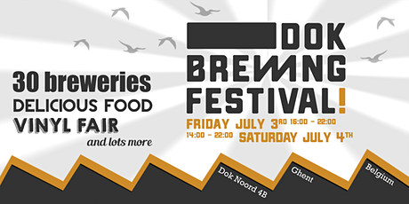 Dok Brewing Festival 2020 tickets