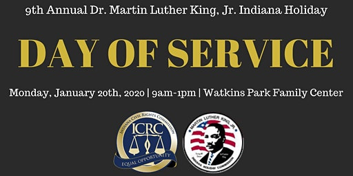 ICRC MLK Day of Service 2020
