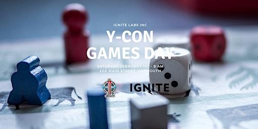 Y-Con Gamesday