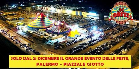 Il Grande Evento di Natale a Palermo biglietti