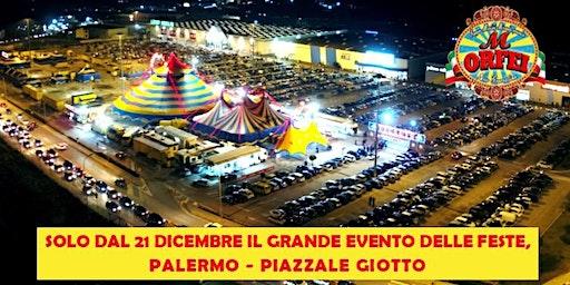Il Grande Evento di Natale a Palermo