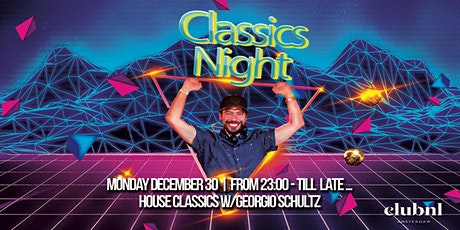 Classics Night w/ Georgio Schultz tickets