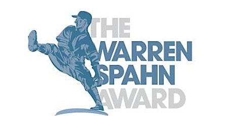 21st Annual Warren Spahn Awards Gala tickets