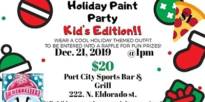 Paint Day with Port City