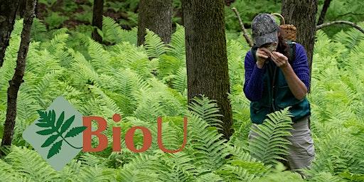 ECO Institute 2020 - Vermont Biodiversity Educators Institute