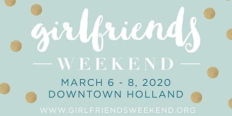 Girlfriends Weekend 2020 tickets