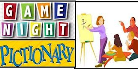 Game Night - Pictionary tickets