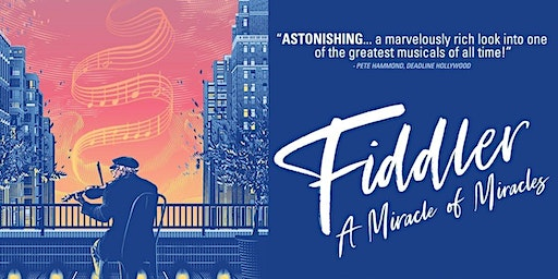 Winter Film Series: Fiddler: A Miracle of Miracles