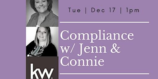 Compliance w/ Jenn & Connie