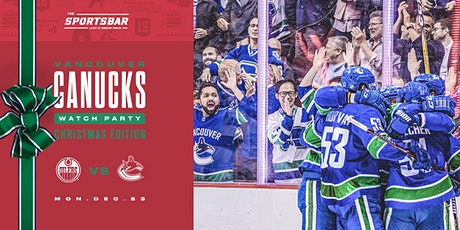 Vancouver Canucks Reddit Watch Party - Christmas Special! tickets