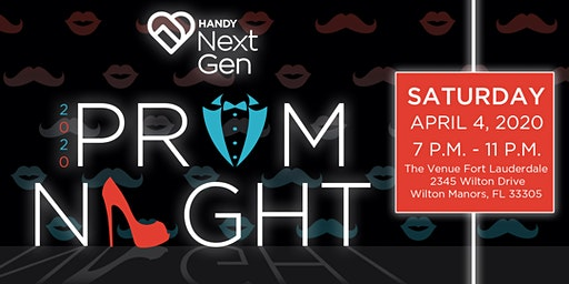 HANDY Prom Night  2020