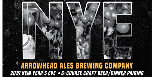 Brew Years Eve @ Arrowhead Ales