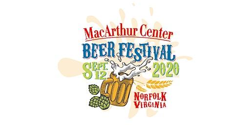 2nd Annual MacArthur Center Beer Festival