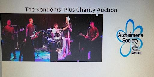 NJBS present The Kondoms Plus Charity Auction