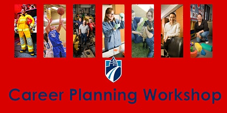Career Planning Workshop-South Campus (Spring 2020) tickets