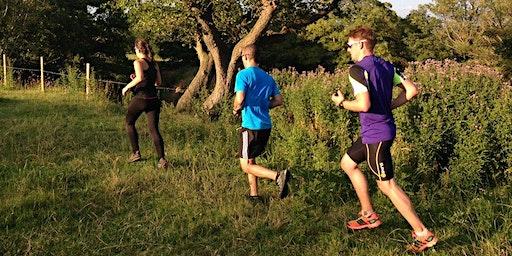 Twilight Trail Run: Worston (12km)