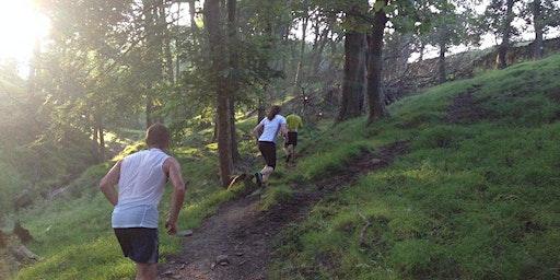 Twilight Trail Run: Barrow (12km)