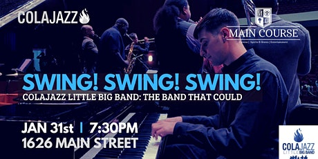 ColaJazz Little Big band: The Band That Could! tickets
