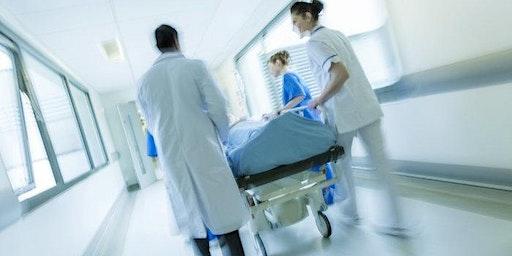 Curso livre de Maqueiro & Controlador de Acesso Hospitalar
