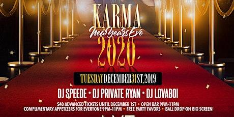 KARMA 2019 tickets