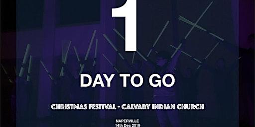 Christmas Festival - Calvary Indian Church