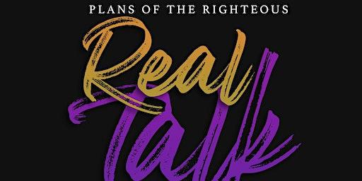 Real Talk Reunion  - Topic: My Jesus Journey