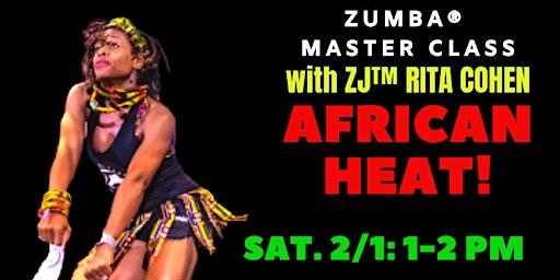 Zumba® Master Class: African HEAT! VB