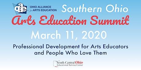 Southern Ohio Arts Education Summit tickets