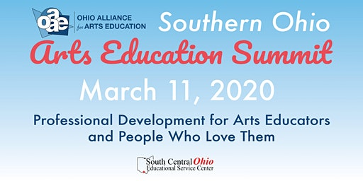 Southern Ohio Arts Education Summit