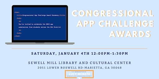 Congressional App Challenge Award Ceremony