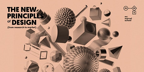 "Becas MA's Diseño Mr.Marcel. ""The New Principles of Design (from research to market)"" entradas"
