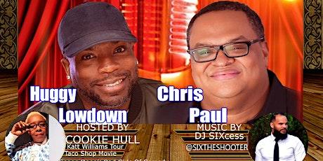 HUGGY LOWDOWN & CHRIS PAUL from the TOM JOYNER Morning Show tickets