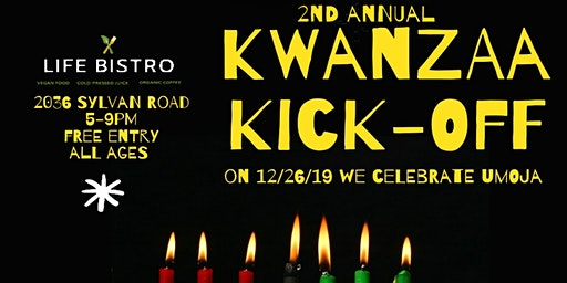 2nd Annual Kwanzaa Kick-Off