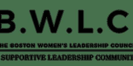 BWLC Member Meeting tickets