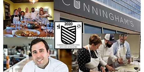 Cunningham's Cooking Series with Chef Jay Rohlfing tickets
